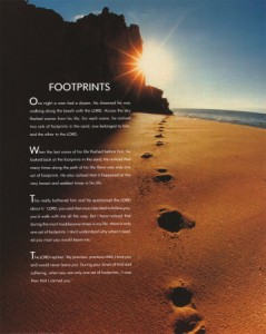 footprints-posters